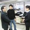 量産縫製工場を紹介したい